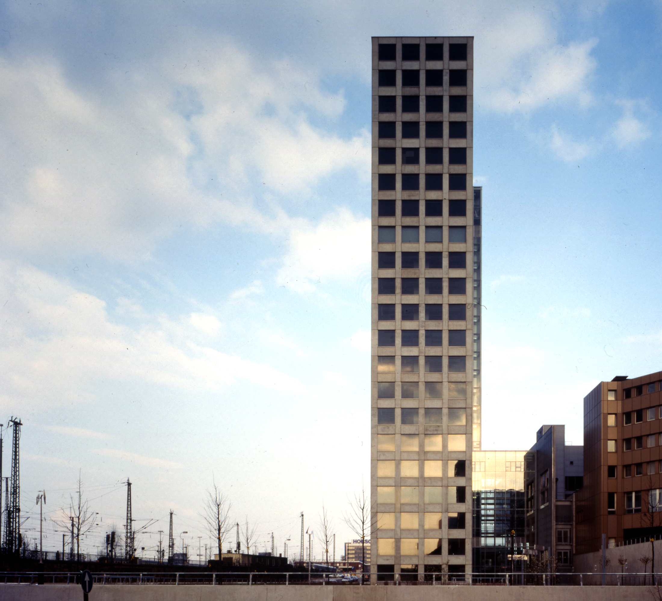 Architekten In Dortmund harenberg city center gerber architekten