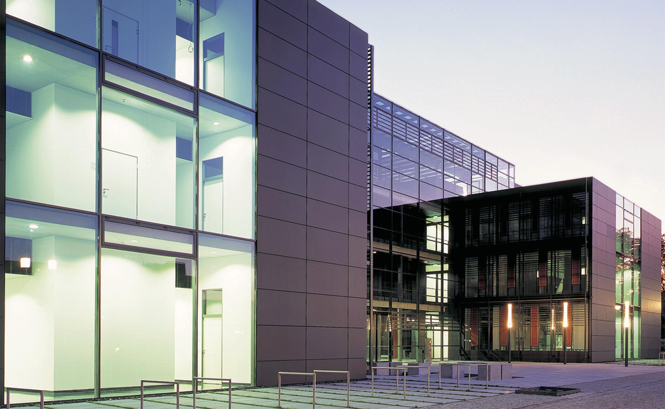 Biologische institute technische universit t dresden - Uni dresden architektur ...