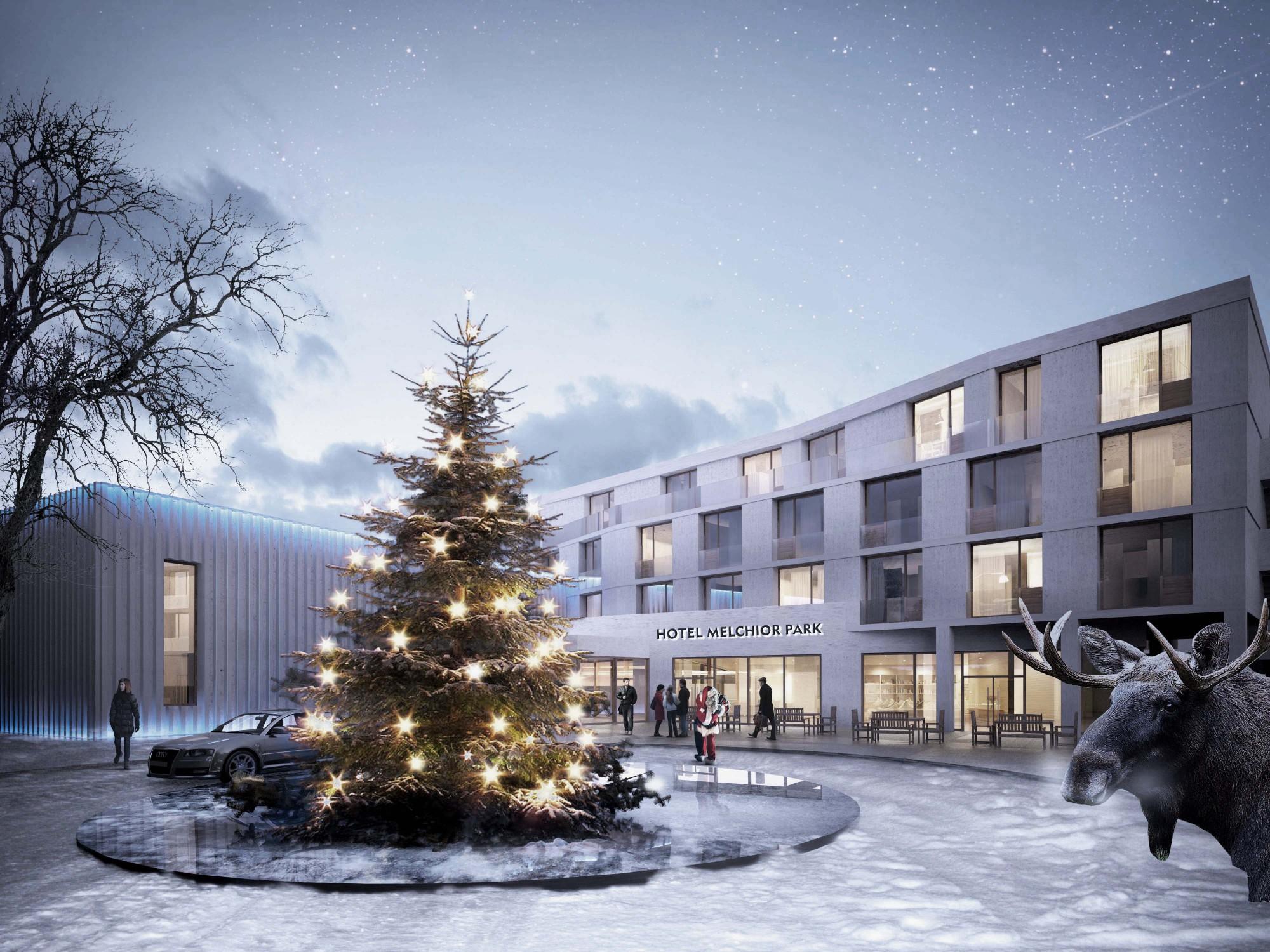 Frohe Weihnachten Gerber Architekten