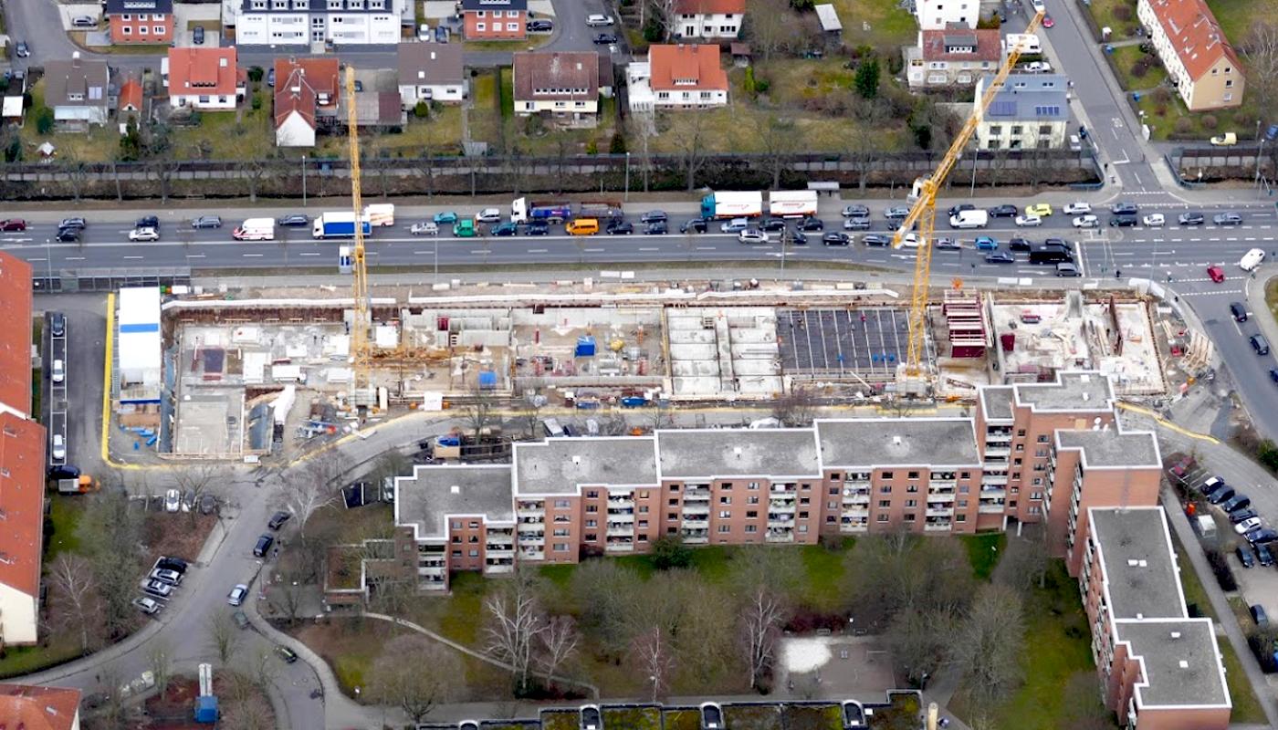 Architekten Göttingen quot apartements an der lutter quot gerber architekten