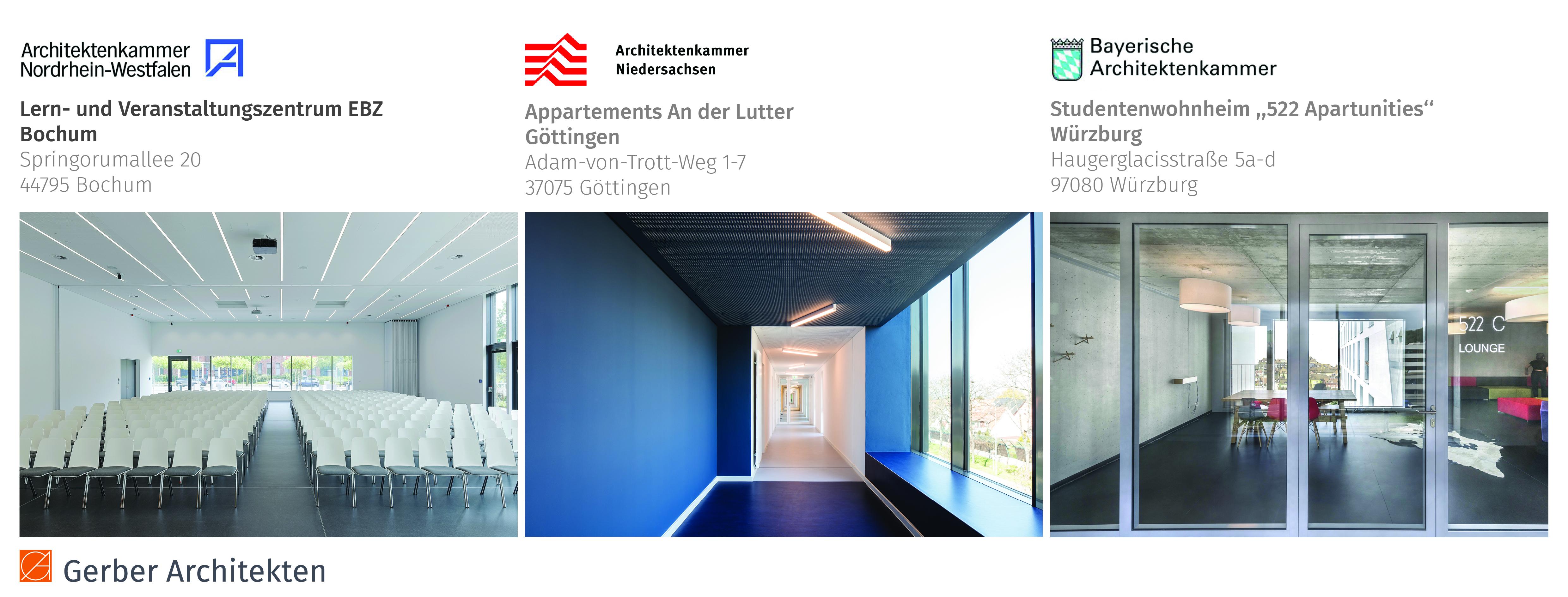 Tag der Architektur 21   Gerber Architekten